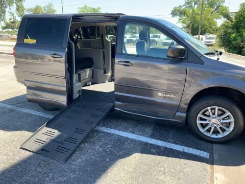 2016 Dodge Grand Caravan SXT for sale at Diversified Auto Sales of Orlando, Inc. in Orlando FL