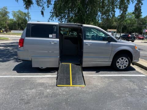 2017 Dodge Grand Caravan SE for sale at Diversified Auto Sales of Orlando, Inc. in Orlando FL