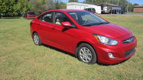 2012 Hyundai Accent for sale in Lyles, TN