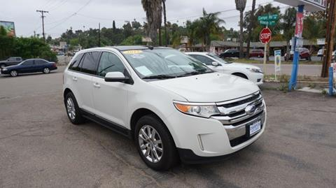 2012 Ford Edge for sale at Champion Auto Group in Spring Valley CA