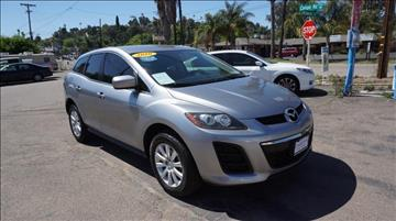 2010 Mazda CX-7 for sale at Champion Auto Group in Spring Valley CA
