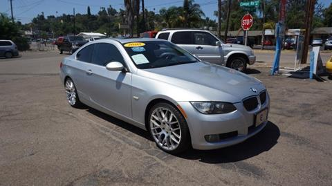 2008 BMW 3 Series for sale at Champion Auto Group in Spring Valley CA