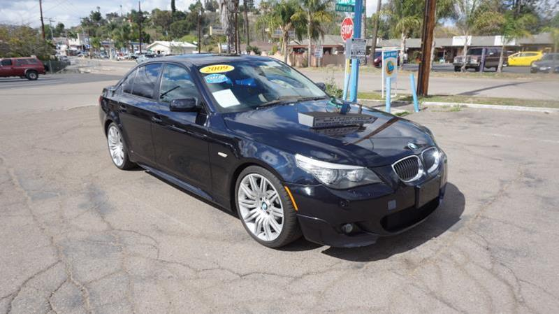 2009 BMW 5 Series For Sale At Champion Auto Group In Spring Valley CA