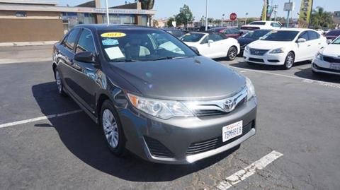 2013 Toyota Camry For Sale >> 2013 Toyota Camry For Sale In San Diego Ca