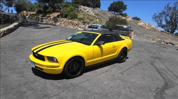 2006 Ford Mustang for sale in Spring Valley, CA