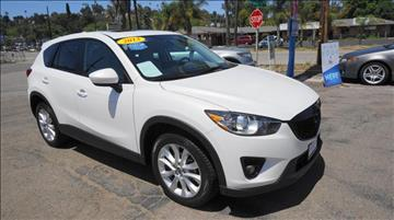 2013 Mazda CX-5 for sale at Champion Auto Group in Spring Valley CA