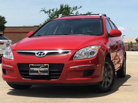 2012 Hyundai Elantra Touring for sale in Plano, TX