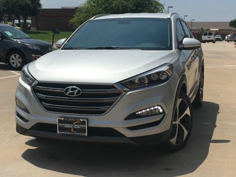 2016 Hyundai Tucson for sale in Plano, TX