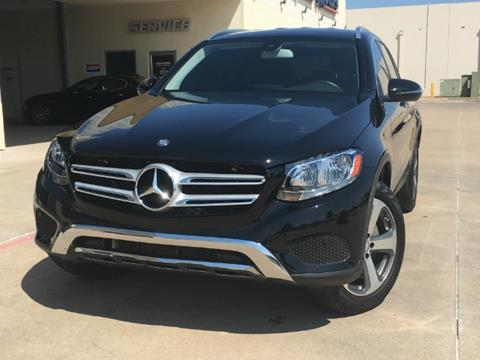 2016 Mercedes-Benz GLC for sale in Plano, TX