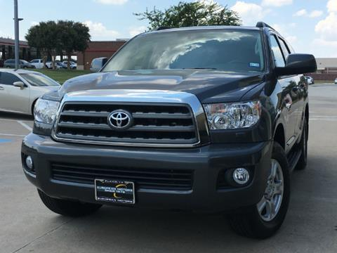 2017 Toyota Sequoia for sale in Plano, TX