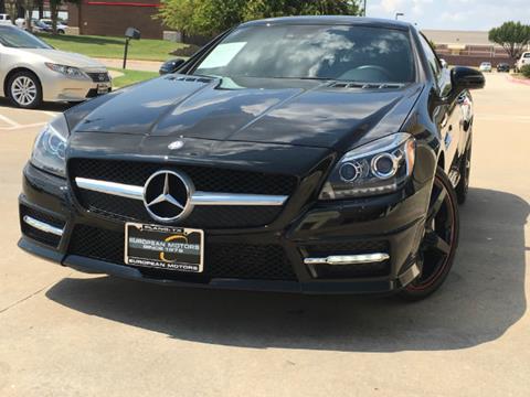 2013 Mercedes-Benz SLK for sale in Plano, TX