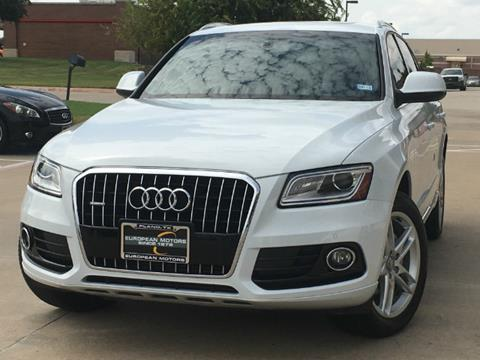 2013 Audi Q5 for sale in Plano, TX