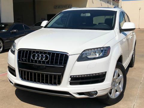 Audi Q For Sale In Plano TX Carsforsalecom - Audi of plano