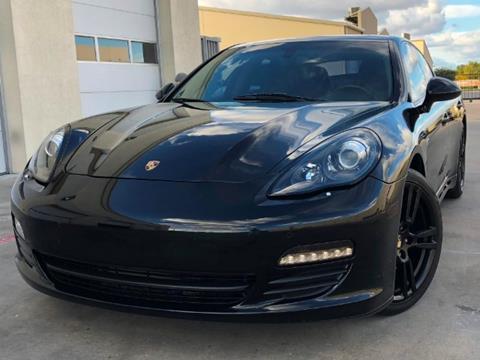 2011 Porsche Panamera for sale in Plano, TX