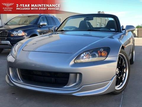 2007 Honda S2000 for sale in Plano, TX