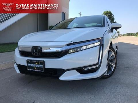 2018 Honda Clarity Plug-In Hybrid for sale in Plano, TX