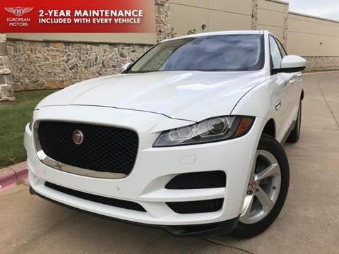 2017 Jaguar F-PACE for sale in Plano, TX
