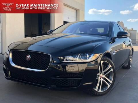 2017 Jaguar XE for sale at European Motors Inc in Plano TX