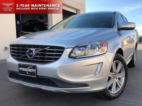 2017 Volvo XC60 for sale at European Motors Inc in Plano TX