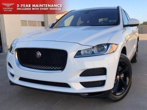 2017 Jaguar F-PACE for sale at European Motors Inc in Plano TX