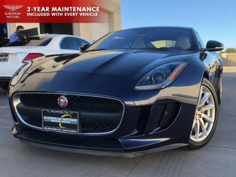 2017 Jaguar F-TYPE for sale at European Motors Inc in Plano TX