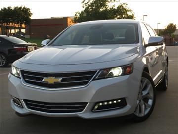 2017 Chevrolet Impala for sale in Plano, TX