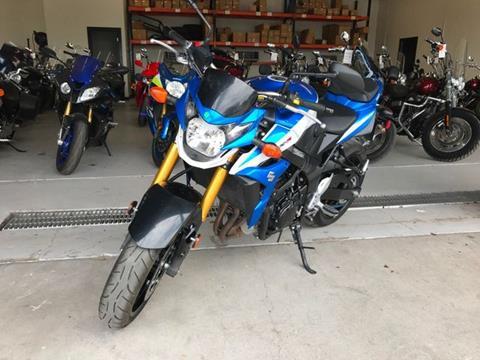 2015 Suzuki GSX-S for sale in Ogden, UT