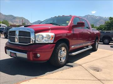 2006 Dodge Ram Pickup 3500 for sale in Ogden, UT