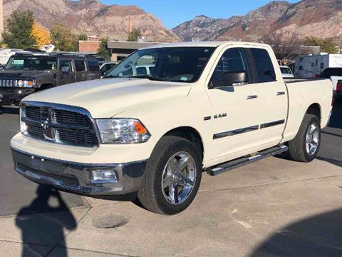 2010 Dodge Ram Pickup 1500 for sale in Ogden, UT