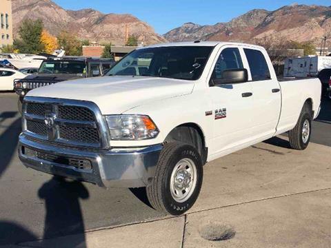 2013 RAM Ram Pickup 2500 for sale in Ogden, UT