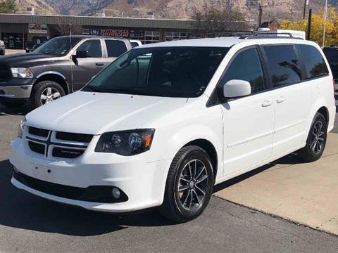 2016 Dodge Grand Caravan for sale in Ogden, UT