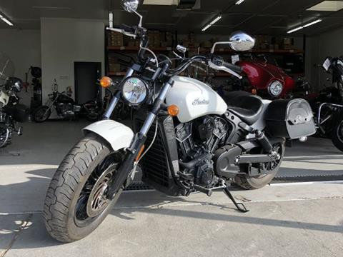 2016 Indian Scout®