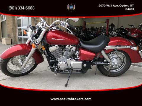 2015 Honda Shadow >> 2015 Honda Shadow Aero For Sale In Ogden Ut