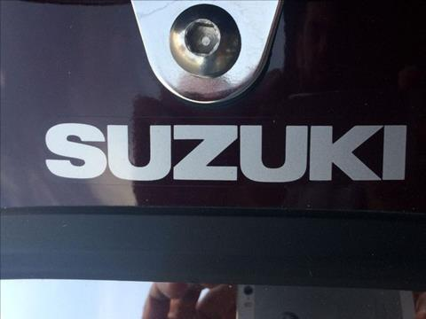 2012 Suzuki Boulevard