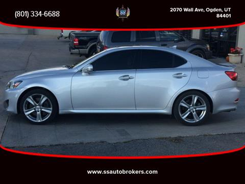 2011 Lexus IS 350 For Sale In Ogden, UT