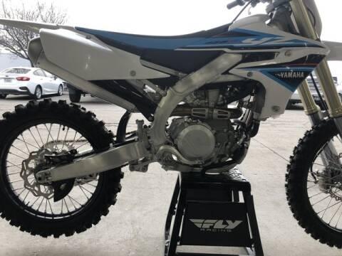 2019 Yamaha YZ450