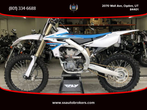 2019 Yamaha YZ450 for sale at S S Auto Brokers in Ogden UT