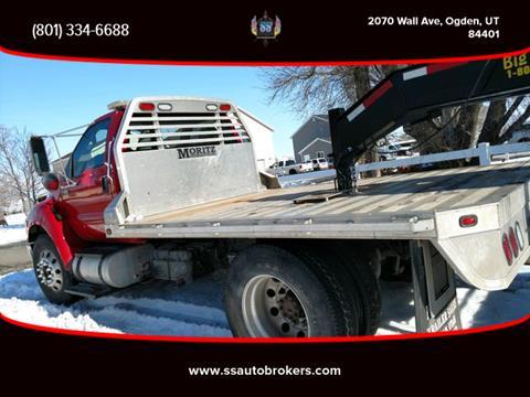 2012 Ford F-650 Super Duty for sale in Ogden, UT