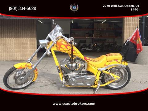 2005 Big Dog Chopper for sale in Ogden, UT