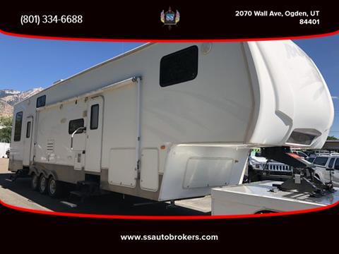 2008 Keystone RAPTOR 3814SS for sale in Ogden, UT