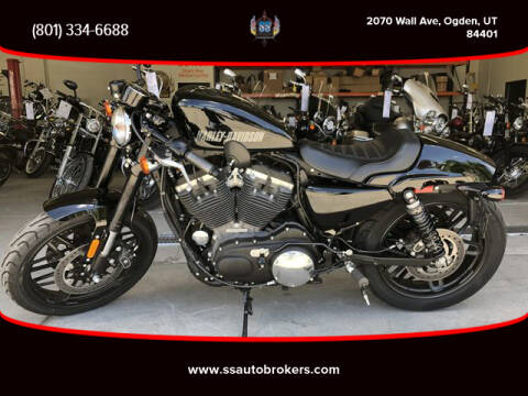 2017 Harley-Davidson XL1200CX Sportster Roadster for sale at S S Auto Brokers in Ogden UT