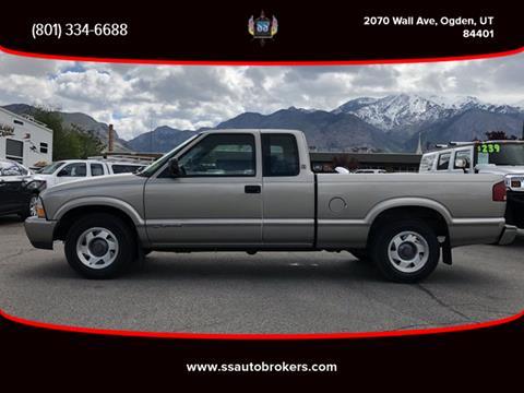 1999 GMC Sonoma for sale in Ogden, UT