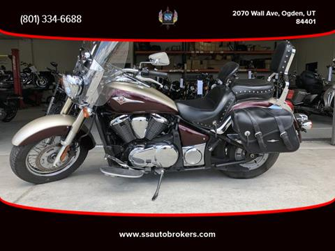 Used Kawasaki Vulcan 900 Classic Lt For Sale In Price Ut