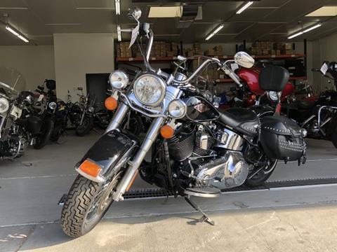 2014 Harley-Davidson FLSTC Heriatge Softail Classic for sale in Ogden, UT