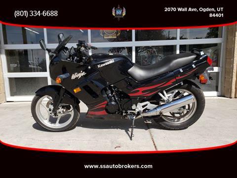 2007 Kawasaki Ninja 250r For Sale In Ogden Ut