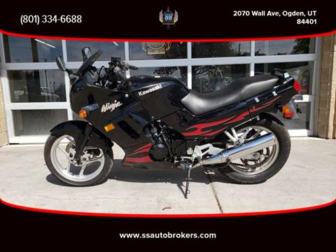 2007 Kawasaki Ninja 250R for sale in Ogden, UT