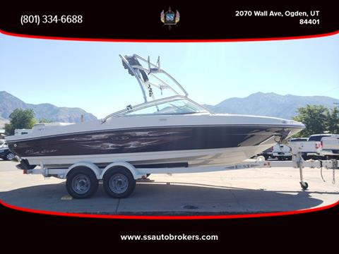 2008 Sea Ray 205 SPORT for sale in Ogden, UT