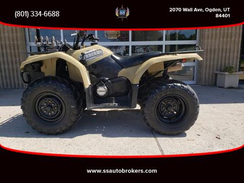 2003 Yamaha Grizzly for sale in Ogden, UT
