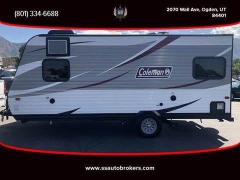 2019 Coleman M17RDWF for sale in Ogden, UT