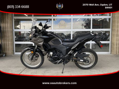 2017 Kawasaki Versys-X 300 ABS for sale at S S Auto Brokers in Ogden UT